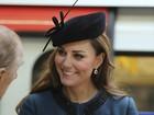 Kate Middleton será madrinha de cruzeiro, diz site