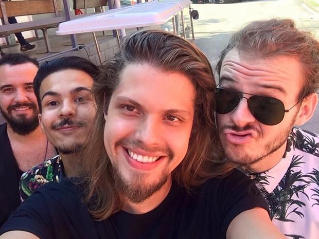 Banda Bellamore se classifica para grande final do SuperStar (Foto: Divulgação/Gshow)