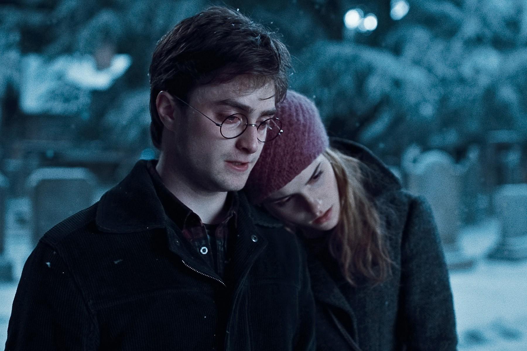 harry e hermione (Foto: reprodução)