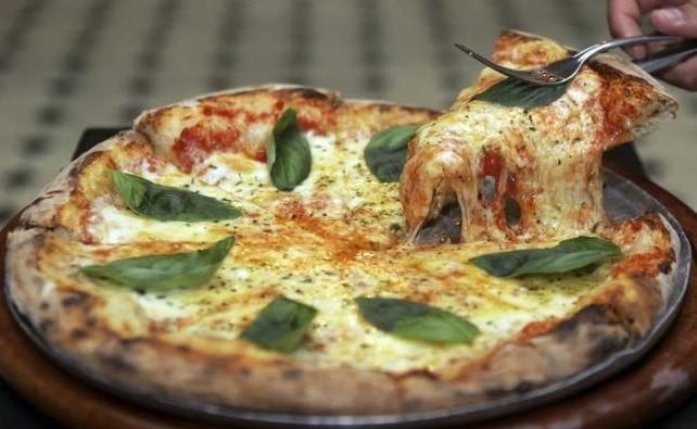 Pizza, a mais viciante