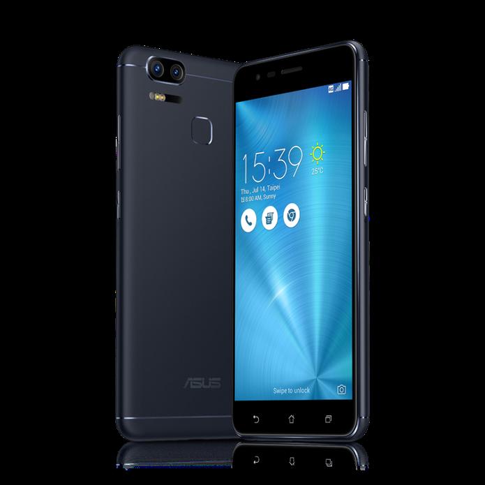 ZenFone 3 Zoom oferece tela de 5,5 polegadas (Foto: Divulgação/Asus)