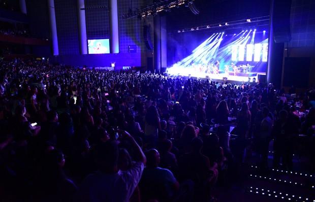 Show de Anitta (Foto: Leo Franco/AgNews)