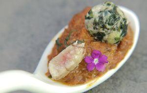 Nhoque com ragu de vitela e tutano: receita de Vanessa Alves no 'The Taste'