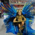 Sabrina Sato, rainha de bateria da Vila Isabel (Alexandre Durão/G1)