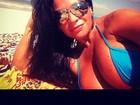 'As pessoas acham que mulher sensual é burra', diz Solange Gomes