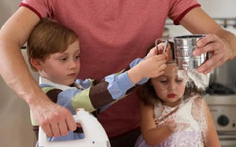 Comportamento da família reflete nas atitudes da criança