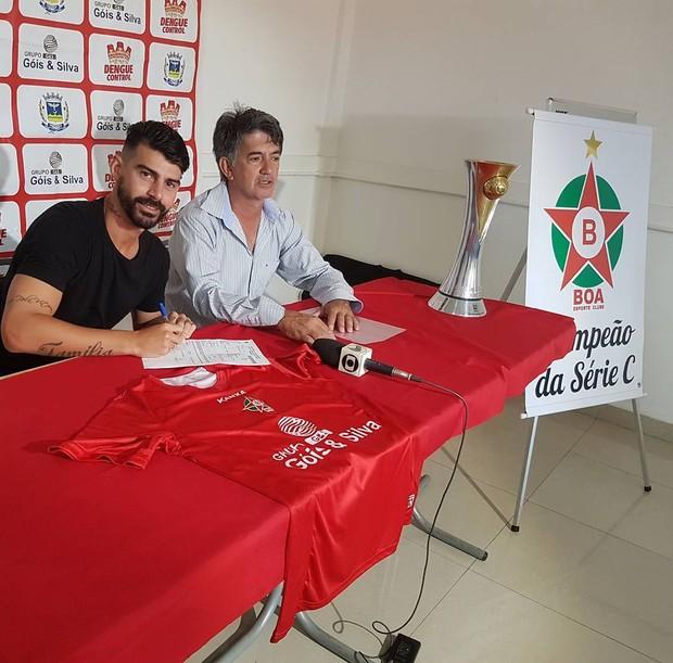 Radamés Martins (Foto: Reprodução/Instagram)