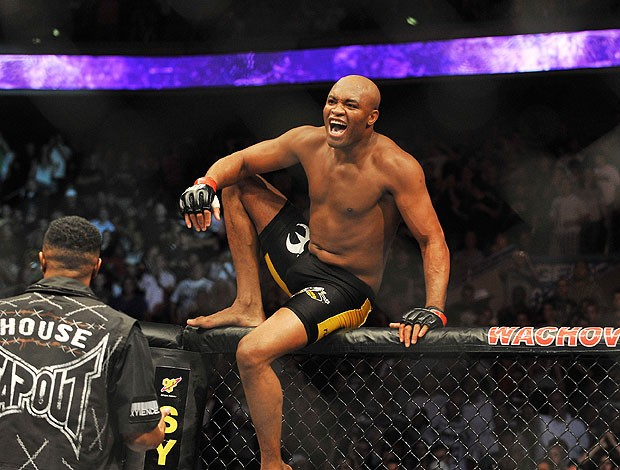 anderson silva ufc mma (Foto: agência Getty Images)