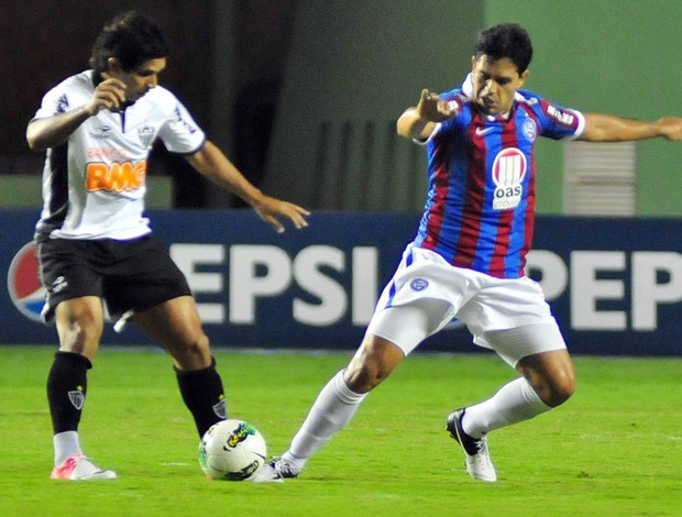 Bahia x Atlético-MG (Foto: Erik Salles / Futura Press)