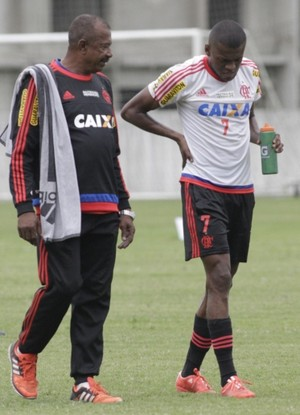 Marcelo Cirino Flamengo (Foto: Gilvan de Souza / Flamengo)
