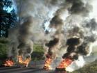 Acidente na BR-277 mata jovem  e revolta moradores de Palmeira