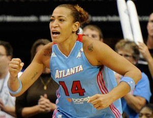 Basquete WNBA - Erika Souza Atlanta Dream (Foto: Getty Images)