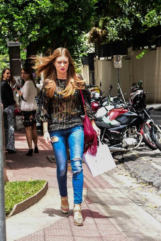 Marina Ruy Barbosa (Foto: Leo Franco / AgNews)