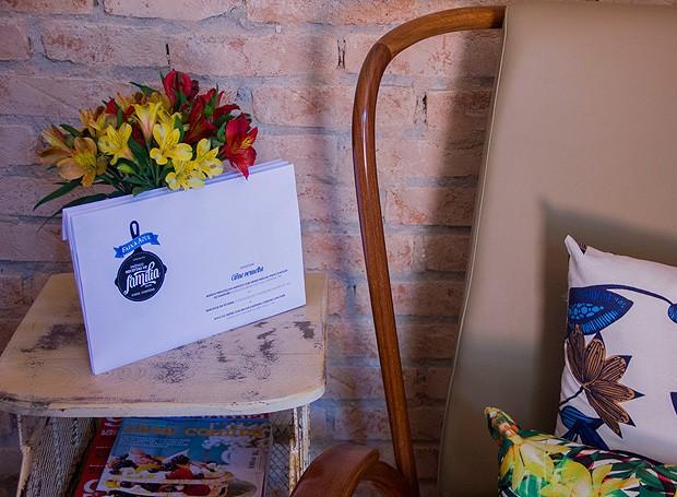 Prêmio Receitas de Família | Os nossos segredos  (Foto: Márcia Evangelista/ Editora Globo)