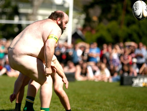 Rugby Pelado (Foto: Getty Images)