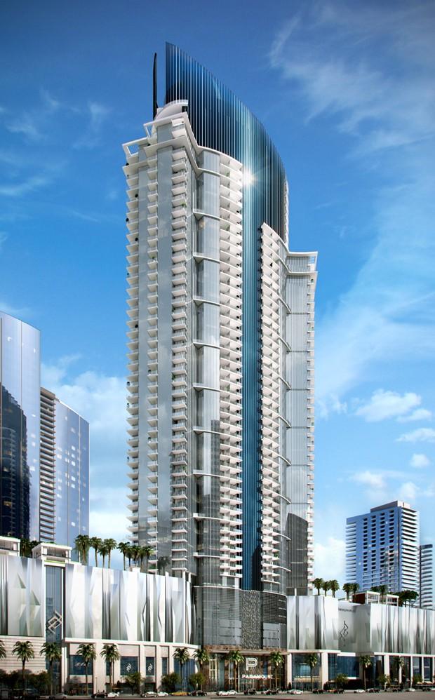 Edifício terá 60 andares  (Foto: Divulgação)