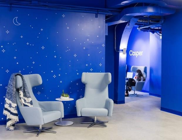 Um espaço para trabalhar com conforto e privacidade (Foto: Reprodução)