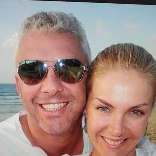 Ana Hickmann e marido (Foto: Instagram / Reprodução)