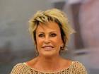 Ana Maria Braga deixa hospital: 'Espero estar bem para amanhã'