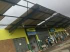 Chuva e ventania causam estragos em cidades na região de Bauru