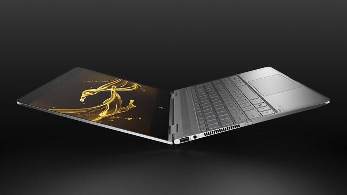 Spectre x360, notebook conversível de 13,3 polegadas (Foto: Divulgação/HP)