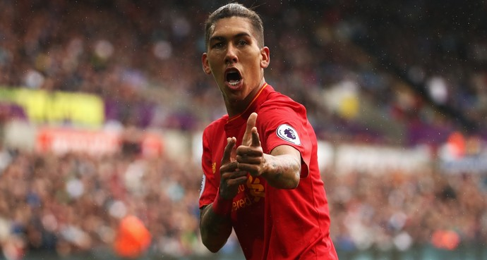 Roberto Firmino Liverpool (Foto: Getty Images)