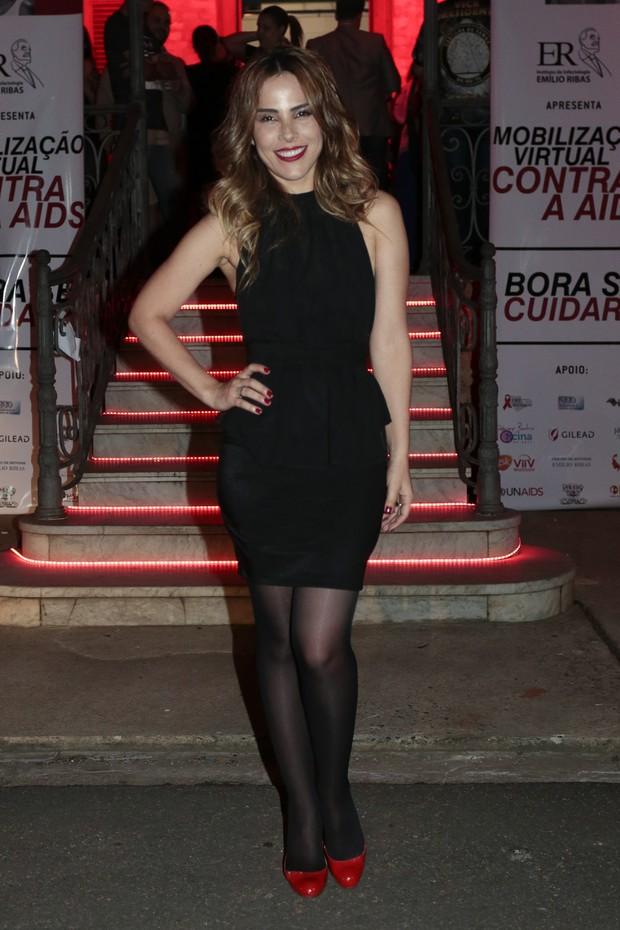 Wanessa Camargo (Foto: Rafael Cusato/EGO)