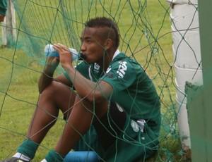 Rafael Silva, meia do Coritiba (Foto: Gabriel Hamilko / Globoesporte.com)