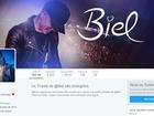 Biel torna conta no Twitter privada após repercussão negativa