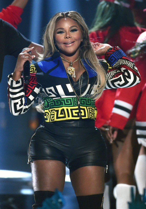 A cantora Lil' Kim (Foto: Getty Images)