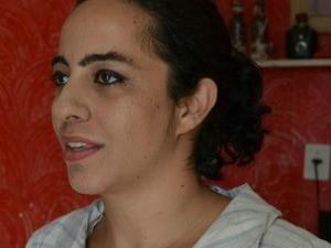 Abla Ghassan Rahhal (Foto: Jonatas Boni/G1))