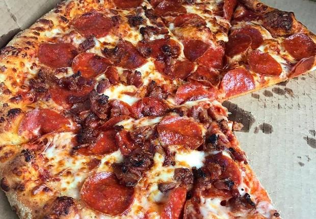 Domino's pizza (Foto: Reprodução/Facebook)