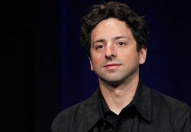 ELE TEM OS NÚMEROS O cofundador do Google, Sergey Brin. Usa dinheiro, poder de computação e algoritmos para acelerar as pesquisas (Foto: Robert Galbraith/Reuters)