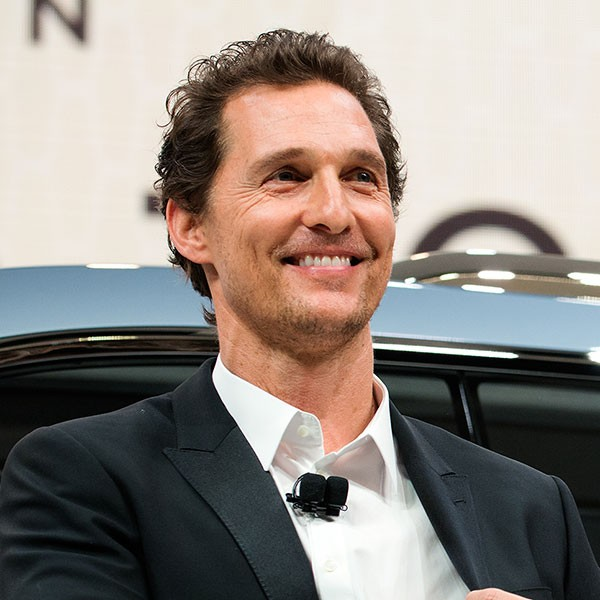 Matthew McConaughey (Foto: Getty Images)