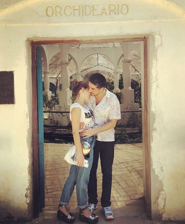 Letícia Colin e Michel Melamed (Foto: Reprodução/Instagram)