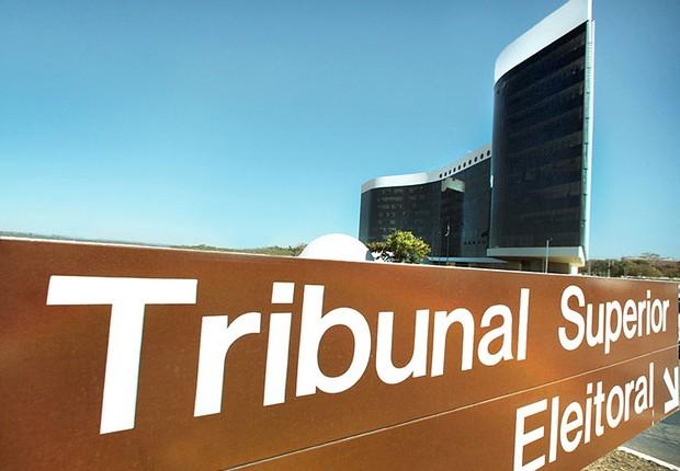 Tribunal Superior Eleitoral (TSE) em Brasília (Foto: Agência Brasil)