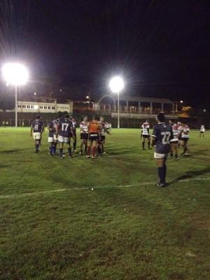 Federal Rugby - 3ª rodada do Mineiro XV (Foto: Reprodução/Facebook)