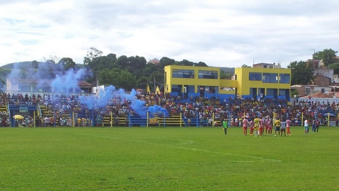 Araguaia 1 x 0 União (Foto: Sidmar Bernardo)