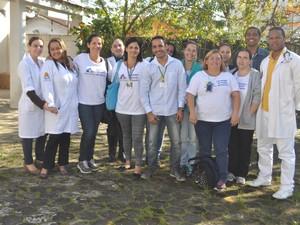 2b1bc24656d Peças foram recolhidas por agentes da saúde e por moradores do bairro  (Foto  Divulgação