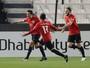 Ex-Fla marca e Al Rayyan vence Al Wahda pela Champions da Ásia
