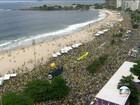 Manifestações contra governo Dilma ocorrem pelo país