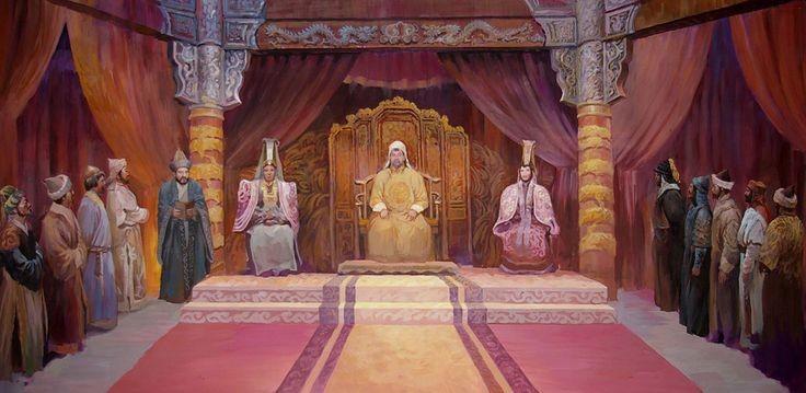 """Marco Polo escreveu que o palácio de Kublai Khan era o """"maior que existiu"""" (Foto: Yu San/Flickr)"""
