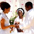 Qual o local ideal para a cerimônia de casamento? (Lado a Lado / TV Globo)
