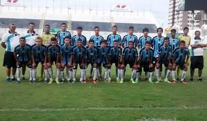 Porto-PE sub-17 supercopa natal (Foto: Serjão / Arquivo Pessoal)