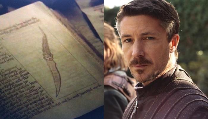 Qual é o futuro de Mindinho de 'Game of Thrones'? Este detalhe pode ser uma pista (Foto: Reprodução/Twitter/Divulgação)