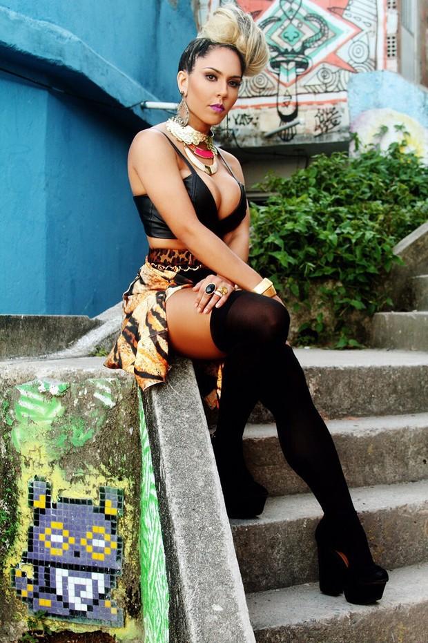 Mulher Melão (Foto: Patrick Brito / Divulgação)