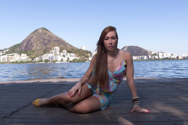 Aline Dahlen (Foto: Luciano Oliveira / EGO )