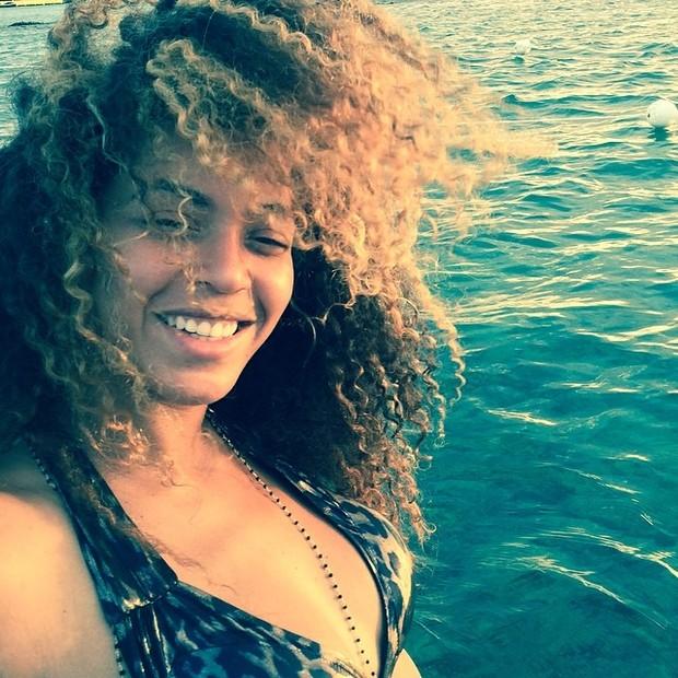 Beyonce (Foto: Reprodução/ Instagram)