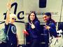 Seleção feminina dos EUA embarca para o Rio com estoque de repelentes