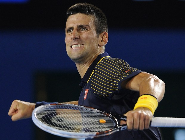 djokovic tenis aberto da australia david ferrer (Foto: AP)